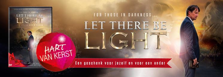 Hart van Kerst 2018 – DVD Let there be light