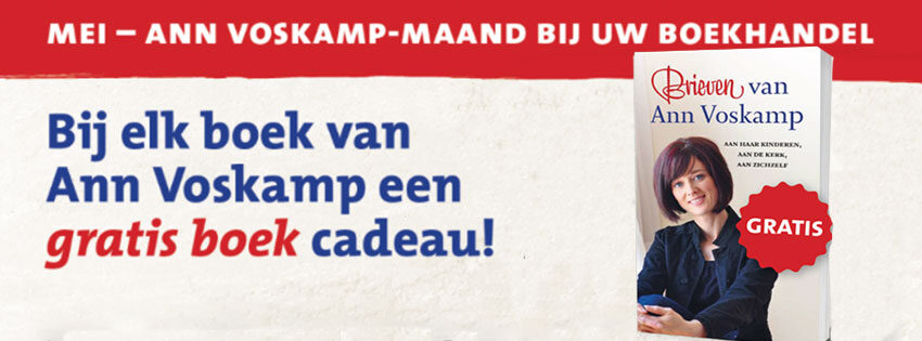 MEI: Ann Voskamp-maand!